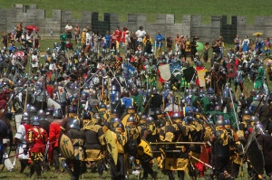 Pennsic group