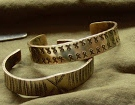 Armlets from silver hordes in England and Ireland, Earl Kenric aet Essex