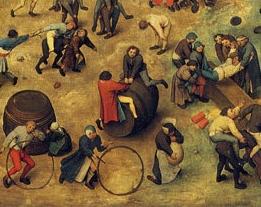 Peasant games