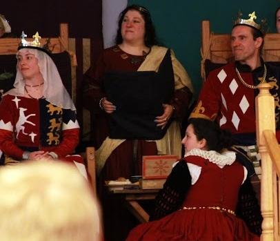Amy Web...apprentice to Mistress Kis Marieke, baroness of carillon
