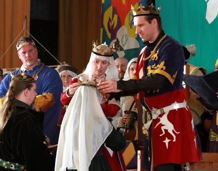 Coronet on new baroness