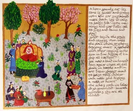 Ealdormere - C: Jonathan Blaecstan, I: Melisande of the Gryphon Wood (called Plunder)