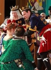 Outgoing Baron-ess coronet