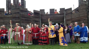 Opening Ceremonies at Pennsic 42