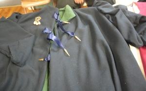 Lady Juliana Osborne, Tudor loose gown