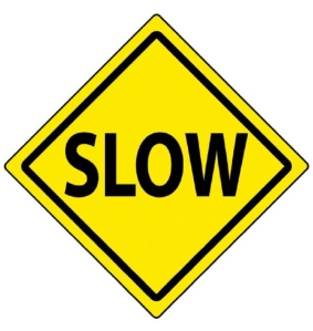 Slow Sign
