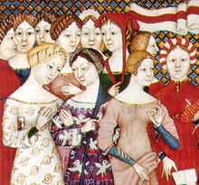 220px-Italian_breviary_c._1380_women_detail