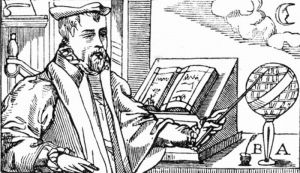 Medieval Professor