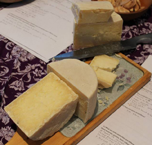 Cheese - photo by Katherine O'Brien