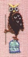 Athena's Thimble fun badge
