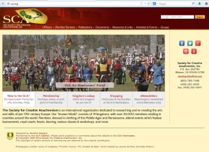 SCA Inc. website