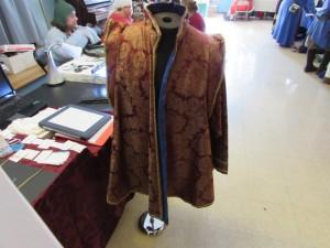 16th century cappotto
