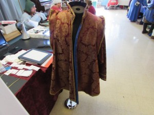 16th century cappotto