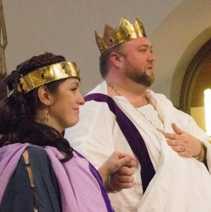 Emperor Brennan and Empress Caoilfhionn