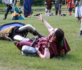 Mistress Aife's dramatic death
