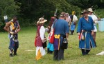 Archery Champs at Pennsic 42, photo by Baroness Rainillt