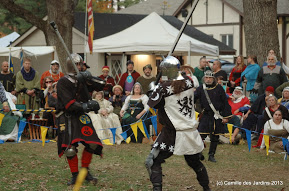 The German Club site was the location of last fall's crown tournament.