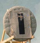 Pennsic 43 Archery - Castle Window shoot - dead monkey!