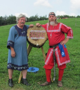 Pennsic 2014 Thrown Weapons Champions War Point
