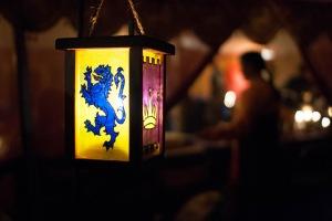 EK lantern