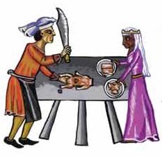 Feast Preparation, By Mistress Rhonwen glyn Conwy