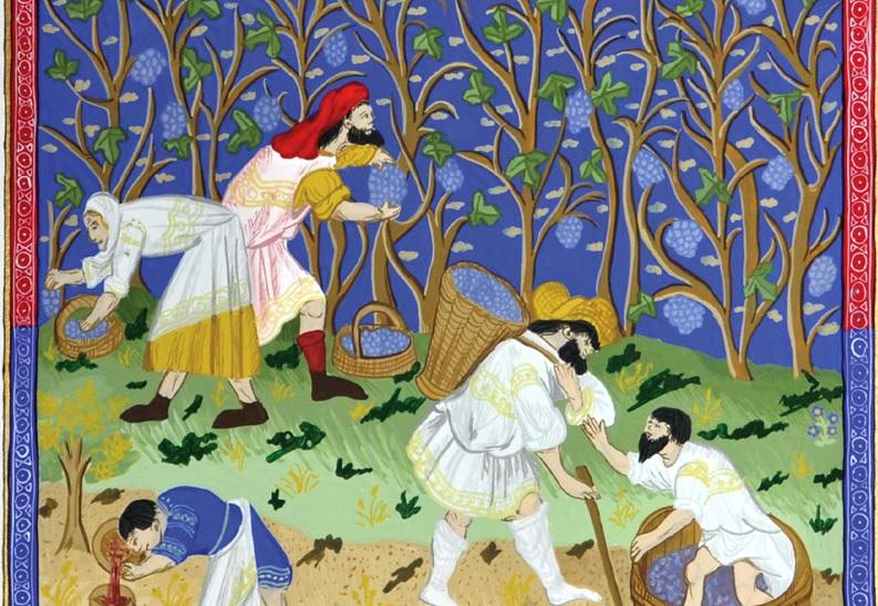 By Doña Camille des Jardins (c: Mistress Carolyne de la Pointe), sponsor the Barony of Bhakail
