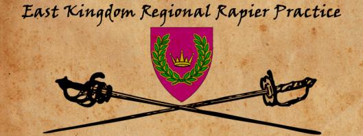 Regional Rapier Practice