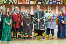 First Court at Birka. Photo courtesy of Countess Caoilfhionn.