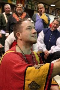 Tiberius in 1st court