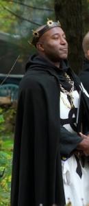 Sir Jibril al-Dakhil by Baroness Cateline la Broderesse