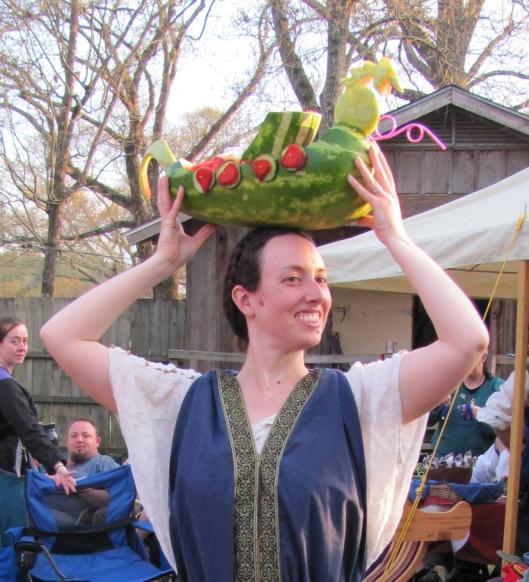 Photos courtesy of Mistress Ygraine of Kellswood