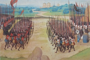 archers at Agincourt
