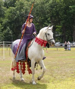 Baroness Alanna of Skye on Tesoro