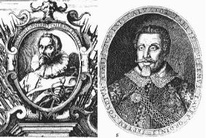Portraits of Capo Ferro and Fabris