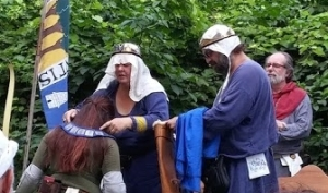 New Carolingian Archery Champion