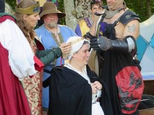 Lady Mergriet