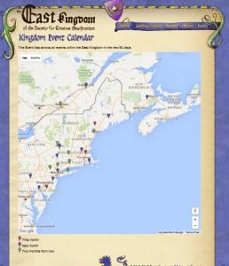 EK Map