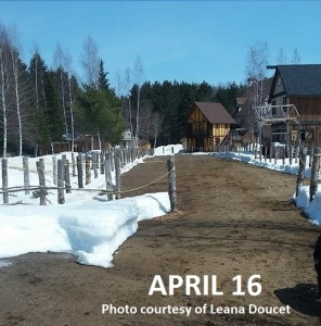 Photo of Crown Tourney Site on April 16
