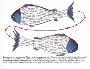 Pisces by Mistress Eloise of Coulter