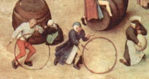 Pieter Bruegel Hoepels