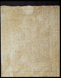 The Tristan Quilt. Victorian and Albert Museum, Museum no. 1391-1904.