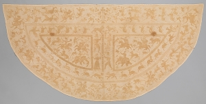 Indo-Portuguese Quilted Cape. Metropolitan Museum of Art, Accession Number 23.203.1.