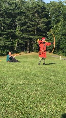 Round 3 K&Q Archery'