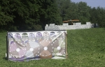 Pennsic 47 Archery - Clout Populace Target