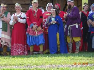 Pennsic War 47 Opening Ceremonies - TRM Aethemearc and East