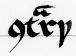 "Abbreviation for ""contrary""."